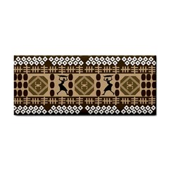 African Vector Patterns Cosmetic Storage Cases