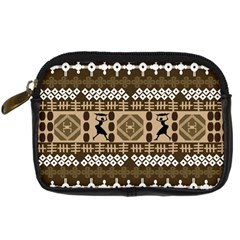 African Vector Patterns Digital Camera Cases