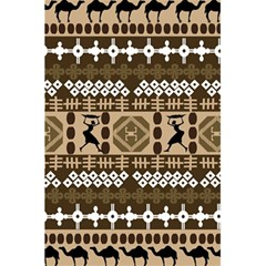 African Vector Patterns 5.5  x 8.5  Notebooks