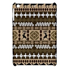 African Vector Patterns Apple Ipad Mini Hardshell Case