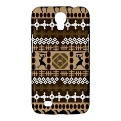 African Vector Patterns Samsung Galaxy Mega 6 3  I9200 Hardshell Case