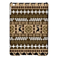 African Vector Patterns Ipad Air Hardshell Cases