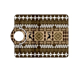 African Vector Patterns Kindle Fire Hd (2013) Flip 360 Case