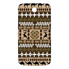 African Vector Patterns Samsung Galaxy Mega I9200 Hardshell Back Case