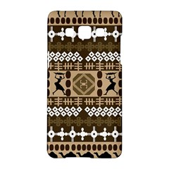 African Vector Patterns Samsung Galaxy A5 Hardshell Case