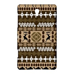 African Vector Patterns Samsung Galaxy Tab S (8 4 ) Hardshell Case