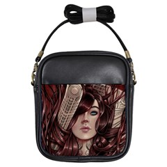 Beautiful Women Fantasy Art Girls Sling Bags