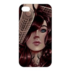 Beautiful Women Fantasy Art Apple Iphone 4/4s Hardshell Case