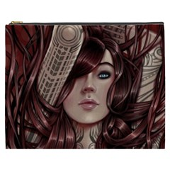 Beautiful Women Fantasy Art Cosmetic Bag (xxxl)