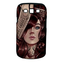 Beautiful Women Fantasy Art Samsung Galaxy S Iii Classic Hardshell Case (pc+silicone)