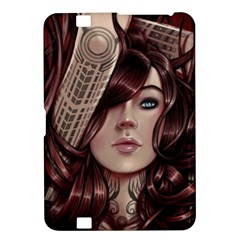 Beautiful Women Fantasy Art Kindle Fire Hd 8 9