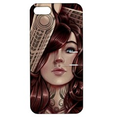 Beautiful Women Fantasy Art Apple Iphone 5 Hardshell Case With Stand