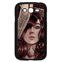 Beautiful Women Fantasy Art Samsung Galaxy Grand Duos I9082 Case (black)