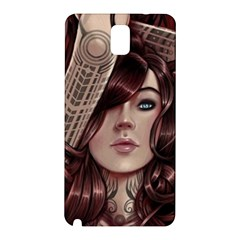 Beautiful Women Fantasy Art Samsung Galaxy Note 3 N9005 Hardshell Back Case