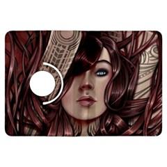 Beautiful Women Fantasy Art Kindle Fire Hdx Flip 360 Case