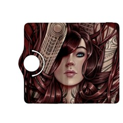 Beautiful Women Fantasy Art Kindle Fire Hdx 8 9  Flip 360 Case
