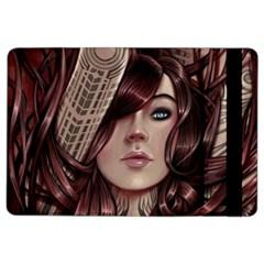 Beautiful Women Fantasy Art iPad Air 2 Flip