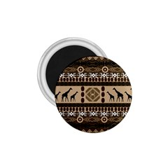 African Vector Patterns  1 75  Magnets