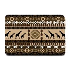 African Vector Patterns  Plate Mats