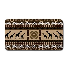 African Vector Patterns  Medium Bar Mats