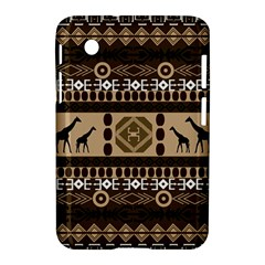 African Vector Patterns  Samsung Galaxy Tab 2 (7 ) P3100 Hardshell Case