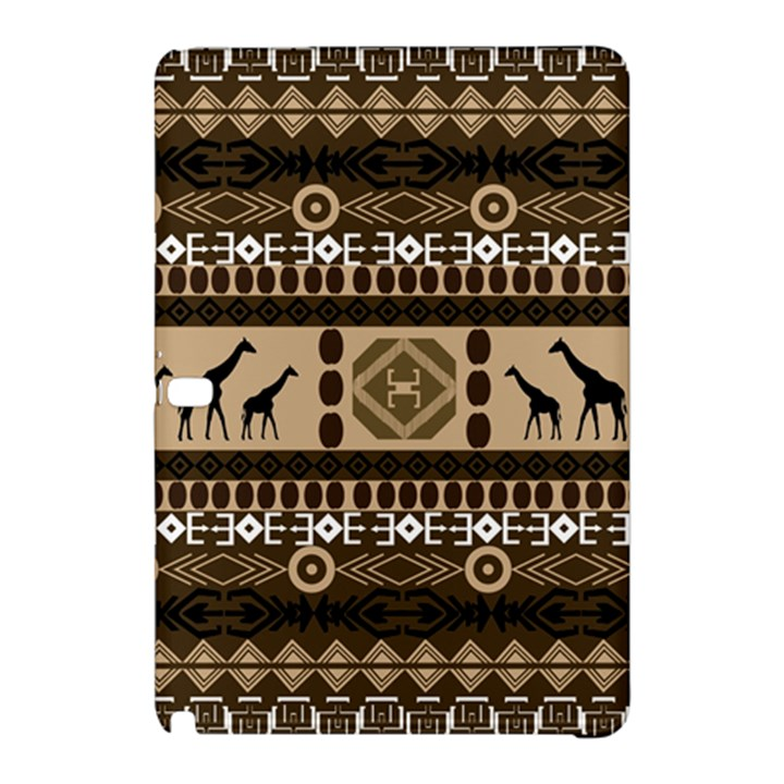 African Vector Patterns  Samsung Galaxy Tab Pro 12.2 Hardshell Case