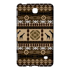 African Vector Patterns  Samsung Galaxy Tab 4 (7 ) Hardshell Case
