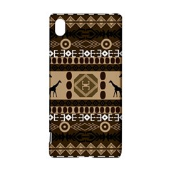 African Vector Patterns  Sony Xperia Z3+