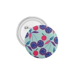 Passion Fruit Pink Purple Cerry Blue Leaf 1 75  Buttons
