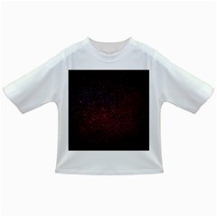 3d Tiny Dots Pattern Texture Infant/toddler T Shirts