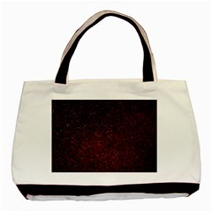 3d Tiny Dots Pattern Texture Basic Tote Bag