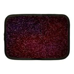 3d Tiny Dots Pattern Texture Netbook Case (medium)