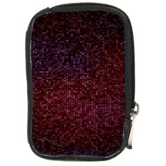 3d Tiny Dots Pattern Texture Compact Camera Cases