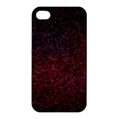 3d Tiny Dots Pattern Texture Apple iPhone 4/4S Hardshell Case