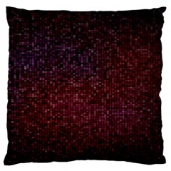 3d Tiny Dots Pattern Texture Large Cushion Case (two Sides)