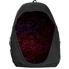 3d Tiny Dots Pattern Texture Backpack Bag