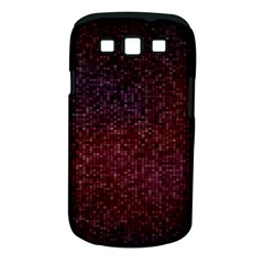 3d Tiny Dots Pattern Texture Samsung Galaxy S III Classic Hardshell Case (PC+Silicone)