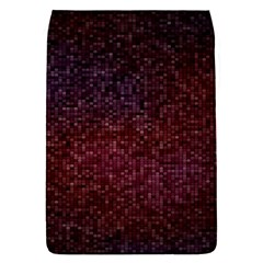 3d Tiny Dots Pattern Texture Flap Covers (s)