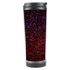 3d Tiny Dots Pattern Texture Travel Tumbler