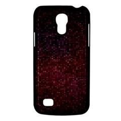 3d Tiny Dots Pattern Texture Galaxy S4 Mini