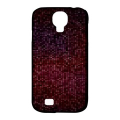 3d Tiny Dots Pattern Texture Samsung Galaxy S4 Classic Hardshell Case (pc+silicone)
