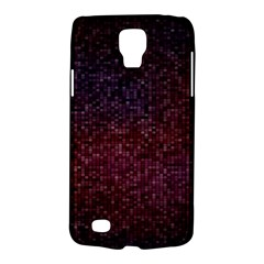 3d Tiny Dots Pattern Texture Galaxy S4 Active