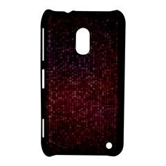 3d Tiny Dots Pattern Texture Nokia Lumia 620