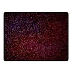 3d Tiny Dots Pattern Texture Double Sided Fleece Blanket (small)