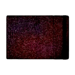 3d Tiny Dots Pattern Texture Ipad Mini 2 Flip Cases