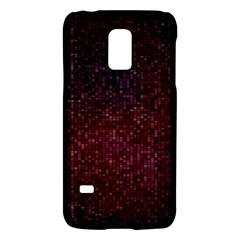3d Tiny Dots Pattern Texture Galaxy S5 Mini