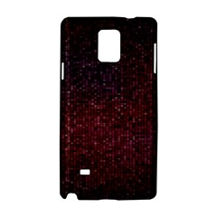 3d Tiny Dots Pattern Texture Samsung Galaxy Note 4 Hardshell Case