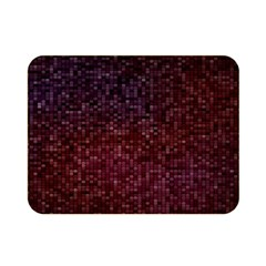 3d Tiny Dots Pattern Texture Double Sided Flano Blanket (Mini)