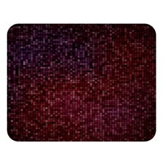 3d Tiny Dots Pattern Texture Double Sided Flano Blanket (large)