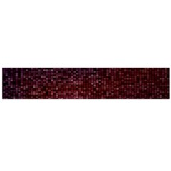 3d Tiny Dots Pattern Texture Flano Scarf (Large)